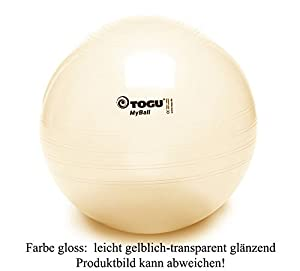 TOGU Gymnastikball My-Ball 65 cm Gloss