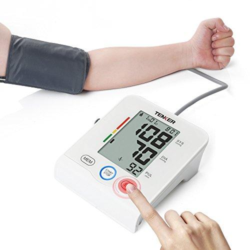 TENKER Large Cuff BP Monitor Machine