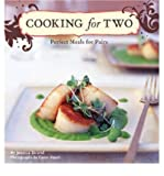 img - for [ Cooking for Two: Perfect Meals for Pairs Strand, Jessica ( Author ) ] { Hardcover } 2009 book / textbook / text book