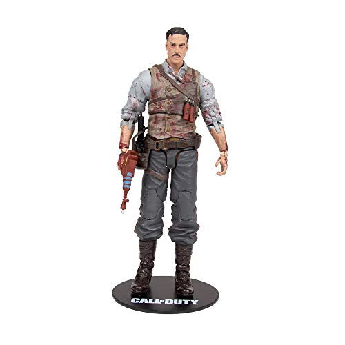 McFarlane Toys Call of Duty - Richtofen Action Figure (Ghost Action Figure)