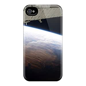 Ultra Slim Fit Hard Archerfashion2000 Cases Covers Specially Made For Iphone 6- Earth Outer Space