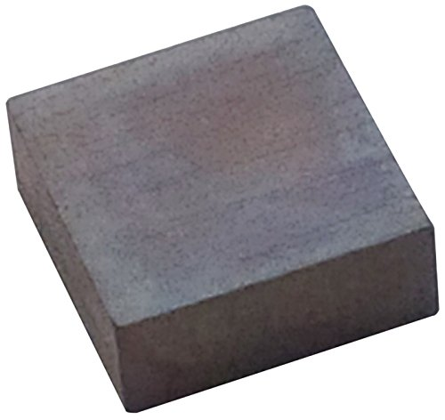 Eclipse Magnetics N320 Neodymium Rare Earth Block Magnet, Bare 1' Length x 1' Width x 1' Thickness