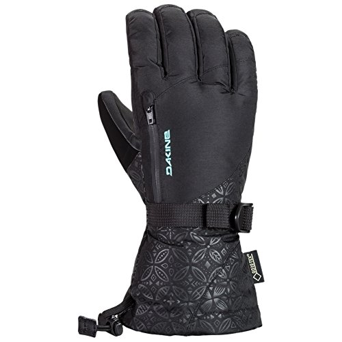 Gore Tex Insulated Gloves - Dakine Women's Sequoia Insulated Gloves, Tory, M