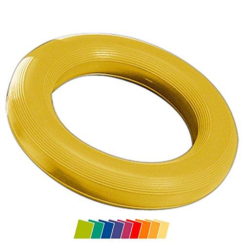 Anneaux gonflables: Couleur jaune