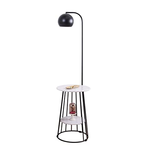 HZTWS Interior Lámpara de Iluminación de pie Hierro Lámpara l1TFKJc3