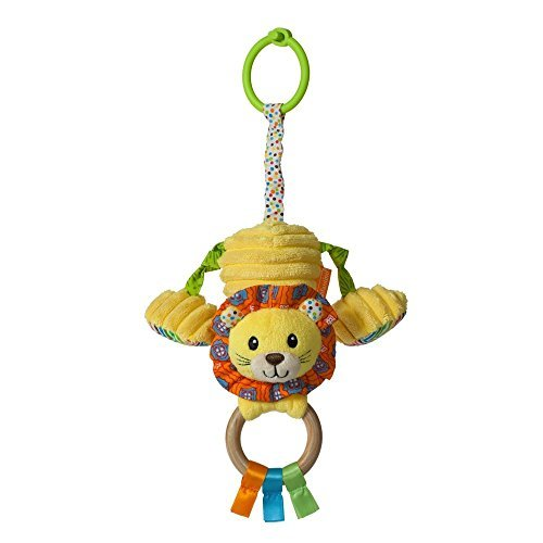 Infantino Gaga Jittery Lion by Infantino