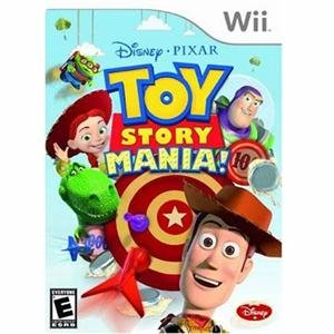 New Toy Story Mania  Wii  Videogame Software