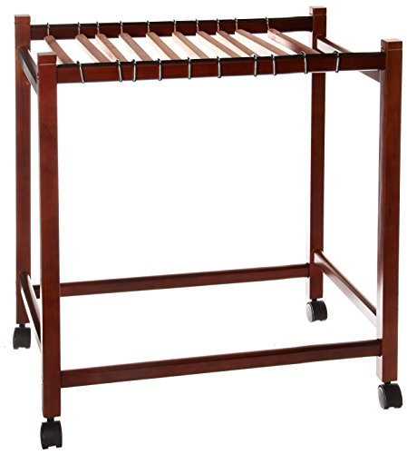 Adult Chocolate Dark (Woodlore Compact Pant, Trolley)