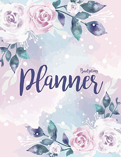 Budgeting Planner: Expense Finance Budget By A Year Monthly Weekly & Daily Bill Budgeting Planner And Organizer Tracker Workbook Journal | Purple ... Business Money Notebook Planning Worksheets) ()