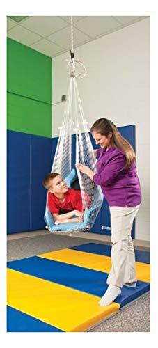 (Therapy NET Swing Special Needs Motor Control Body Extend ASD Vestibular Input )