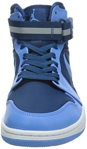 Air 1 Hochband - Französisch Blau / Wei�-Universität Blau, 7 D Us FRENCH BLUE UNVRSTY BLUE WHITE
