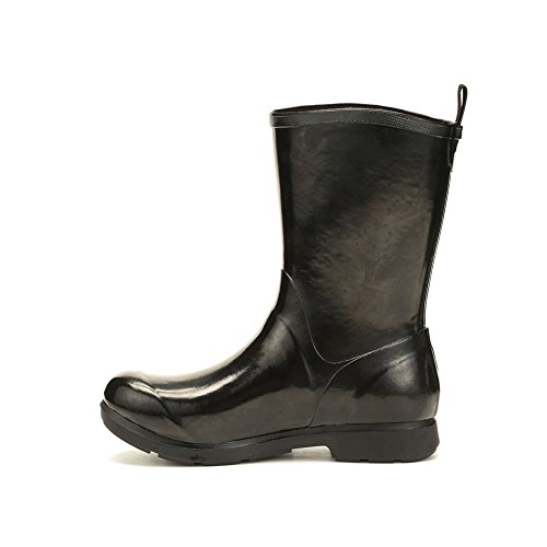 Boots Black Muck Wellies Mid Bergen Womens zRRXFdU