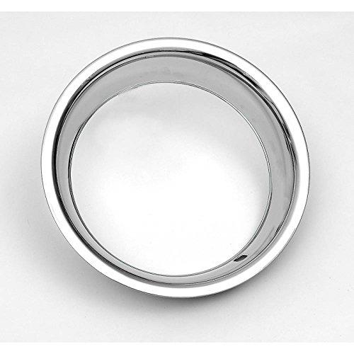 Eckler's Premier Quality Products 33144904 Camaro Trim Ring Set 15 x 8