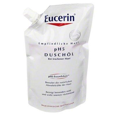 EUCERIN pH5 Creme Duschoel Nachf.B., 400 ml