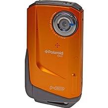 Polaroid Video Camera Waterproof-Orange (ID642-ORNG)