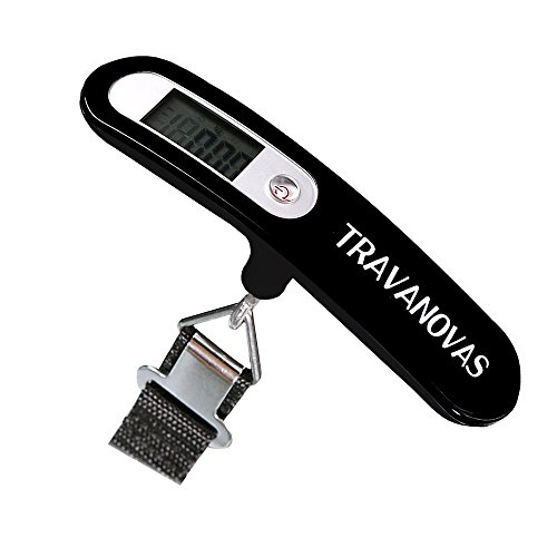 travanovas-portable-digital-hanging-compact-luggage-travel-scale-w-110-lb-capacity-black