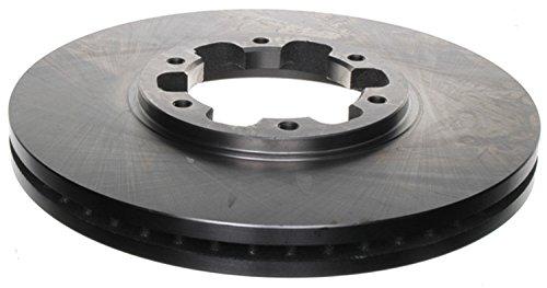 ACDelco 18A940A Advantage Non-Coated Front Disc Brake Rotor