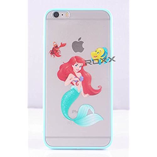 the little mermaid iphone 6 case