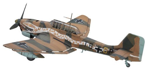 1/48 Junkers Ju87R-2 Stuka Dessert Snake 07337, used for sale  Delivered anywhere in USA