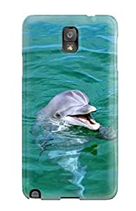 Anne Harris Pena's Shop New Style Faddish Dolphins Case Cover For Galaxy Note 3