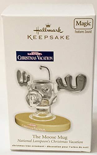 Hallmark 2012 Keepsake Ornaments QXI2884 The Moose Mug ~ National Lampoon's Christmas Vacation