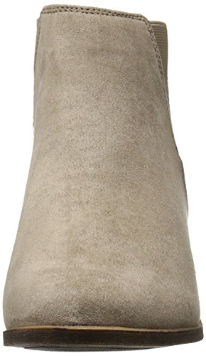 Hooper girl Ankle Women's Taupe Bootie Fabric madden dEOwqw