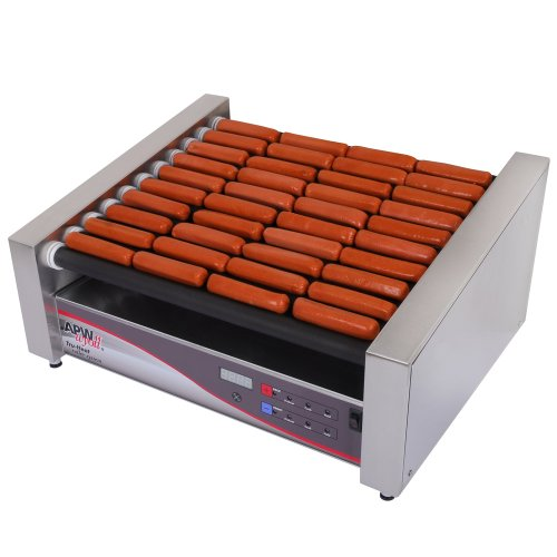 apw-wyott-hrdi-50s-xpert-digital-hotrod-50-hot-dog-roller-grill-30-1-2-flat-top