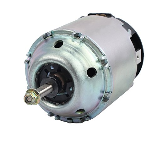 Justech Heater Blower Fan Motor Compatible with 27200-9H600 For Vehicle: