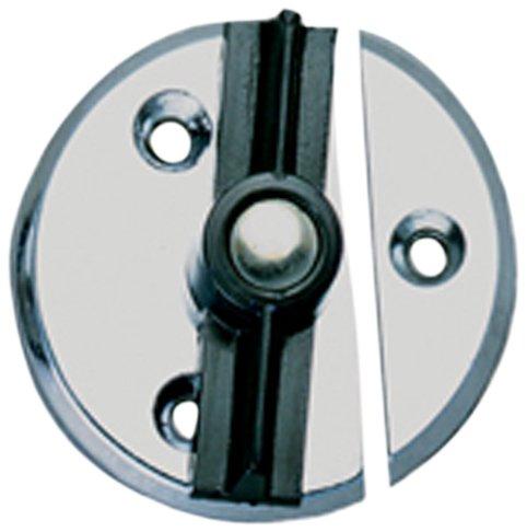 Perko 1216DP0CHR Chrome Marine Door Button with Spring