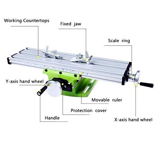 W-Shufang-wj Precisión en Miniatura Máquina de Mesa de fresado ...
