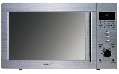 Daewoo Koc1b4ksa Four à Micro Ondes Pose Libre Avec Grill 34 Litres 1000 W