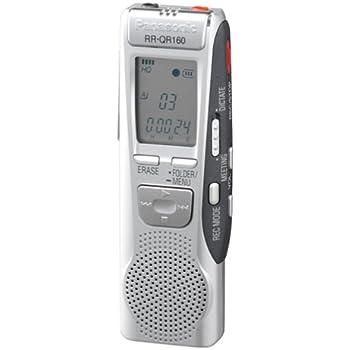 amazon com panasonic rr us 511 ic recorder electronics rh amazon com Panasonic Cordless Phones Panasonic.comsupportbycncompass