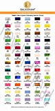 New brothreads - All 60 Assorted Colors of Huge