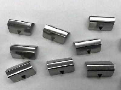 ISPEED FOR AUDI A6 C6 Saloon 4-doors 2004-2011 4-pc Wind Deflectors Tinted wind deflectors
