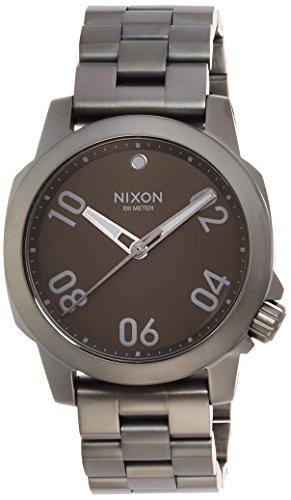 [ニクソン]NIXON RANGER 40: ALL GUNMETAL NA468632-00