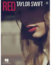 Taylor Swift - Red - Piano/Vocal/Guitar Songbook by Taylor Swift (2012-11-29)