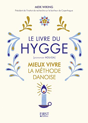 Book cover from Le Livre du Hygge (French Edition) by Meik WIKING