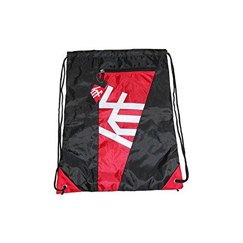 KRF Feel The Enemy 0016085Universalzufuhr, Unisex Erwachsene Tasche/Rucksack, Schwarz, One Size