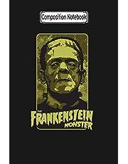 Composition Notebook: The Frankenstein Monster Illustration Cult Films Movie Notebook 2020.pdf