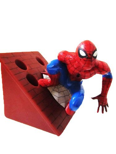 Spiderman Toothbrush Holder