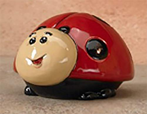 Paint Your Own Adorable Ceramic Keepsake The Lovable Ladybug
