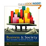 img - for Business andSocietyEthics Sustainability andStakeholderManagement 8th (Eighth) Edition book / textbook / text book
