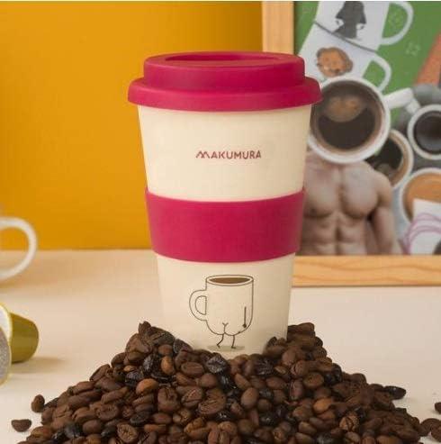 Makumura Taza de Bamboo no Soy Adicto al café el es Adicto a mi ...