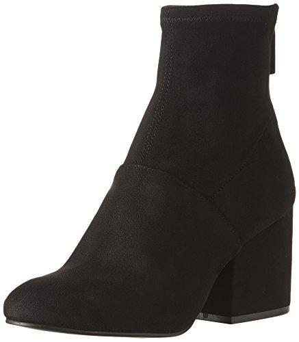 Black Boot Steve Madden Women's Ankle Lisbon AxqxXwp1HY
