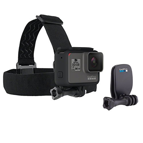 gopro-headstrap-mount-quick-clip-gopro-official-mount