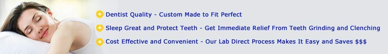 Professional Custom Soft Dental Teeth Night Guard Order Dental Lab Direct!