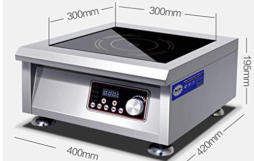 CHINENG 5000w Countertop Commercial