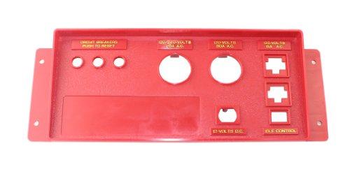 - Briggs & Stratton 83976GS Control Panel for Portable Generators
