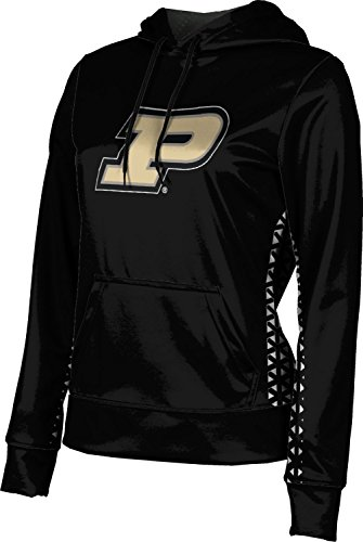 ProSphere Purdue University Women's Hoodie Sweatshirt - Geometric - Shops Lafayette Indiana In Dress