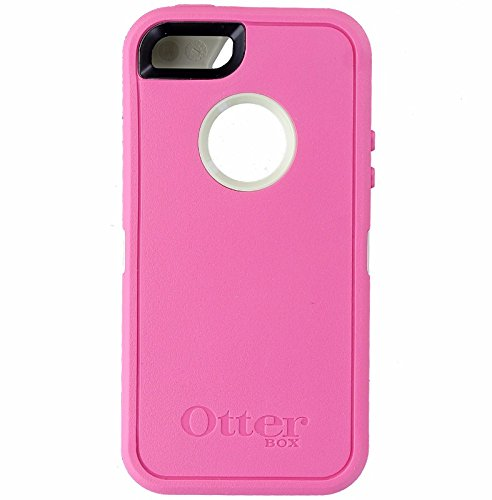 OtterBox Defender Series Case Cover With Holster for Apple iPhone Se 5s 5 - Pink